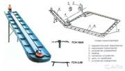 Любые запасные части к транспортерам ТСН-160А,  ТСН-160Б,  ТСН-3б