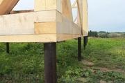 Установка Свайно-Винтового Фундамента под ключ Стародорожский район