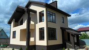 Отделка фасадов под ключ выполним в Дзержинске и районе