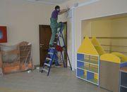 Ремонт: Детских садов Больниц Школ гос.учреждений