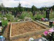 Благоустройство могилы,  монтаж/демонтаж памятника