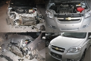 Полное восстановление автомобиля после ДТП