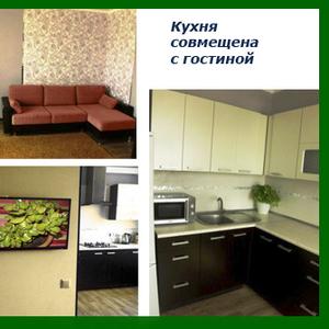 Стильная 2-комнатная квартира , отчетные документы,  возможен безнал