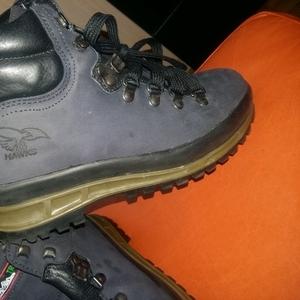 Итаянские ботинки HAWKS