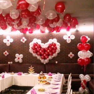 оформление шарами,  украшения +на свадьбу,  зал фото,  украшение зала,  свадебные украшения