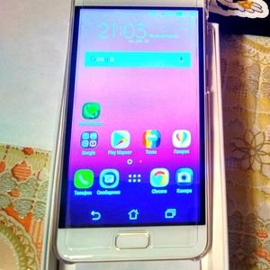 ASUS ZenFone 4 Max (X00kd) 32Gb 3 Gb 2 sim+чехол+стекло