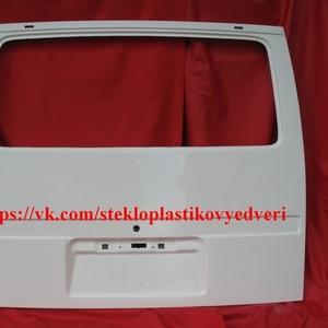 ХЛОПУШКА стеклопластиковая - задняя дверь к Форд Транзит