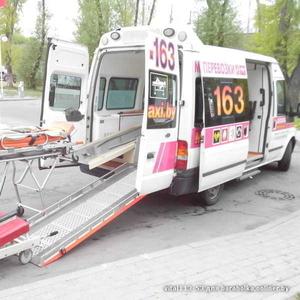 Медицинское такси 1-63