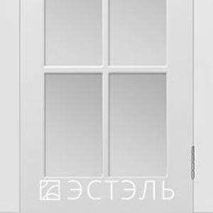 Эмалированные межкомнатные двери,  белые