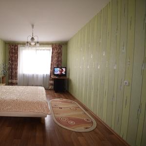 Просторная 1-квартира по Аэродромной в новом доме.Круглосуточно.Wi-Fi