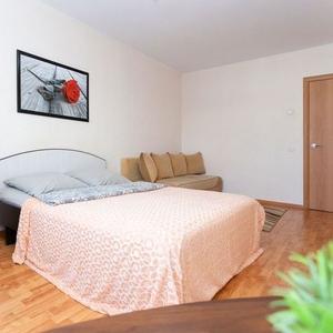 Новенькая 1-квартира возле Ж/Д вокзала в новом доме на Сутки, Часы.