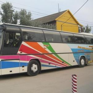 Пассажирские перевозки детей и взрослых.