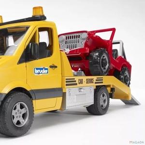 Эвакуатор. Погрузка и перевозка автомобиля с заблокированной АКПП