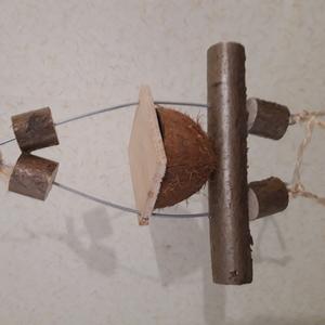 Игрушки фуражилки развивалки для попугаев