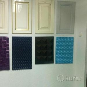 Крашенные фасады МДФ для кухни