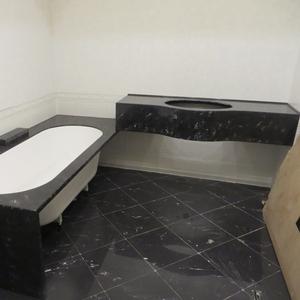 Столешница из камня № 2 для ванной на заказ