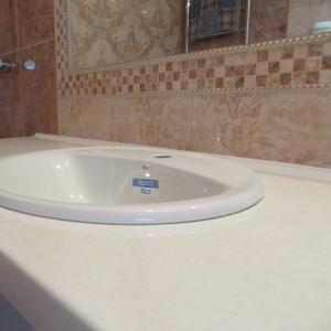 Столешница из камня № 5 для ванной на заказ