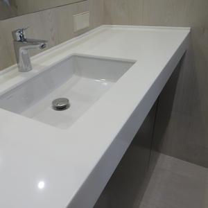 Столешница из камня № 12 для ванной на заказ