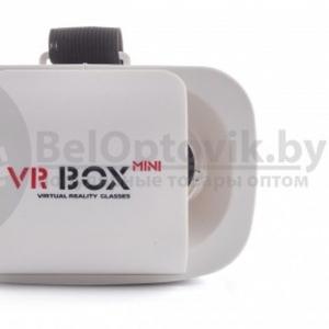 Очки виртуальной реальности VR BOX mini для просмотра видео и игр.