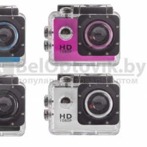 Экшн камера Full HD 1080p
