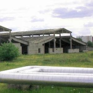 Здание производственное 4752 кв.м. г. Волковыск