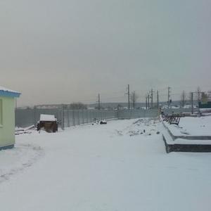 Бетонированная площадка с офисом,  Гродно