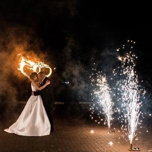 Огненное представление на ваш праздник
