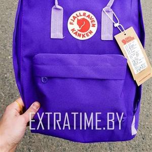 Молодежный рюкзак Kanken Fjallraven ФИОЛЕТОВЫЙ (Высокое качество)