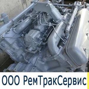 двигатель ямз 236м2 после кап ремонта