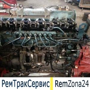 ремонт двигателя ямз-536