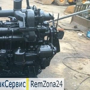 Двигатель ДВС ММЗ Д-260.7 из ремонта с обменом