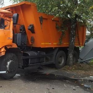 Ремонт грузовиков МАЗ,  ГАЗ,  Камаз после ДТП