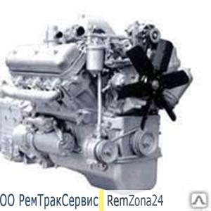 Двигатель ДВС ЯМЗ 238 турбированный из ремонта с обменом