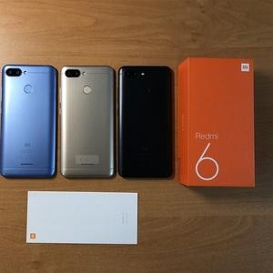 Xiaomi Redmi 6 64Gb можно в рассрочку
