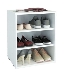Полка для обуви (одинарная,  двойная,  тройная)