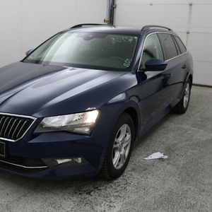 Skoda,  Superb Combi 1.6 TDI,  2016