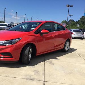 Chevrolet,  Cruze LT,  2017