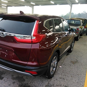 Honda,  CR-V EX,  2018. Автомобиль в отличном состоянии