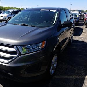 Ford,  Edge SE,  2017. Автомобиль в отличном состоянии