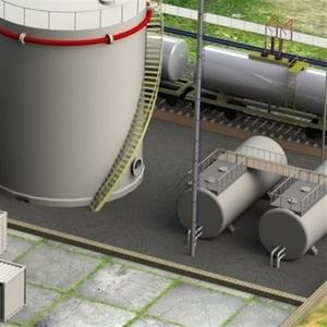Зачистка резервуаров и емкостей