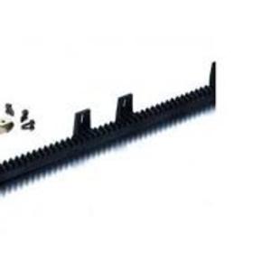 Зубчатая рейка пластиковая для откатных ворот