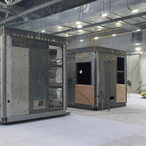 Завод по изготовлению контейнеров