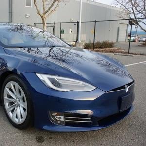 Tesla,  Model S 75D,  2017