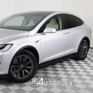 Tesla,  Model X100D,  2017