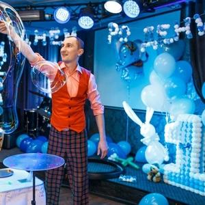 Шоу мыльных пузырей. Аниматоры в Гомеле,  Речице,  Добруше,  Ветке.