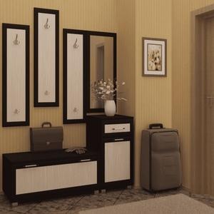 Мебель в прихожую Визит 3
