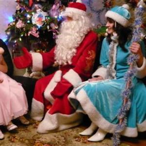 Дед Мороз и Снегурочка на дом (30-40 мин) golden mean