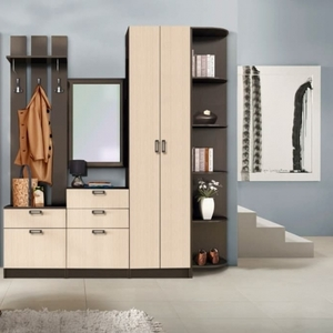 Комплект мебели для прихожей Одри 2