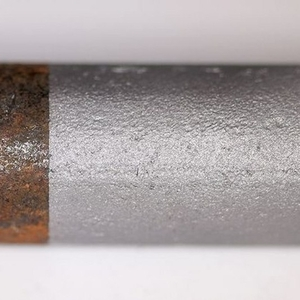 Лазерная очистка металла от ржавчины,  нагара,  краски