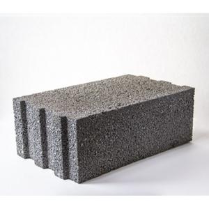 Керамзитобетонные блоки полнотелые